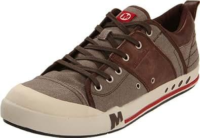 Merrell Rant, Men's Lace-Up Low Top Sneakers - Bracken, 7.5 UK