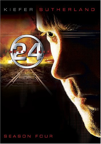 Click for larger image of 24: Season 4 [DVD] [2002] [Region 1] [US Import] [NTSC]