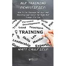 NLP Training Demystified