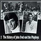 History of John Fred & The Playboys 1