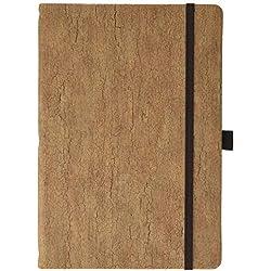 Dotted Bullet Journal/Taccuino - Notebook a Quadretti Grid con Copertina Rigida di Lemome A5 con Penna ad Anello - Carta Spessa Premium - Pagina Divisori Regali