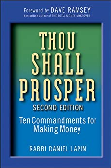 Thou Shall Prosper: Ten Commandments for Making Money par [Lapin, Daniel]
