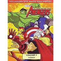 The Avengers - I più potenti eroi della terra! - Hydra!Volume04
