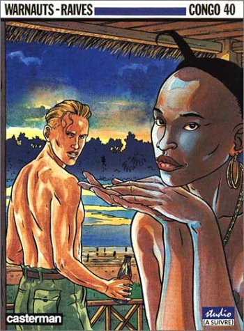 Congo 40 par Eric Warnauts