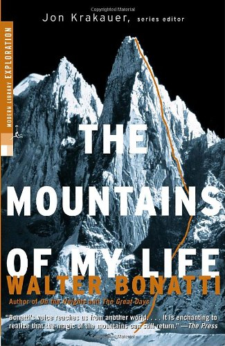 The Mountains of My Life (Modern Library) par Walter Bonatti