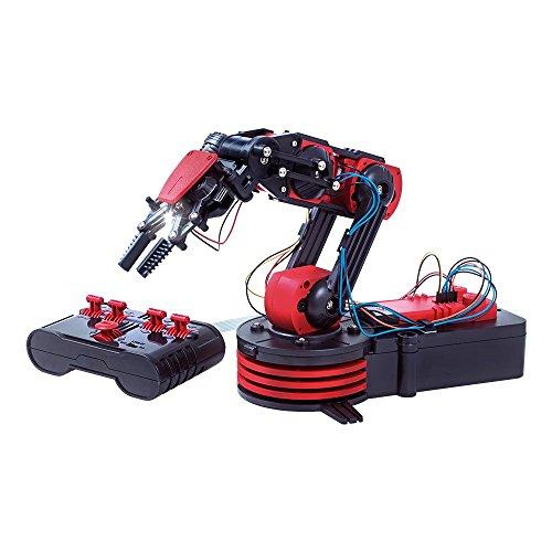 Juguetrónica Programmable Arm, Robotics Kit (jug0263)