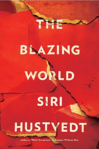 Book cover for The Blazing World
