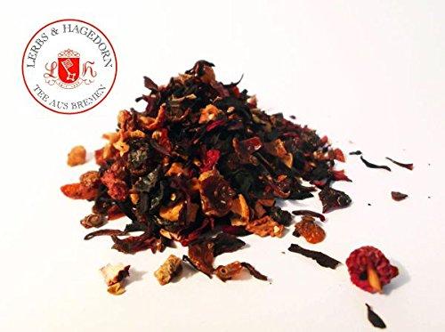 Früchte Tee Himbeer-Erdbeer 250g -