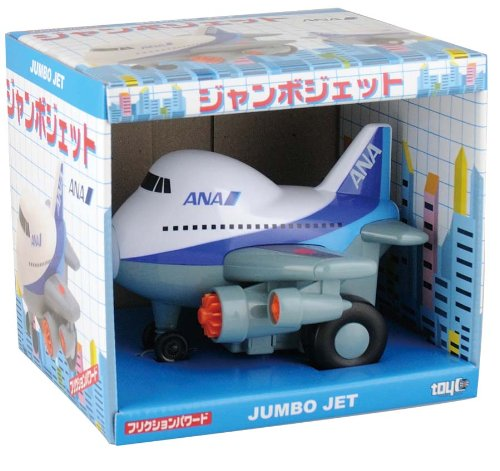 All Nippon Airways jumbo jet friction (japan import)