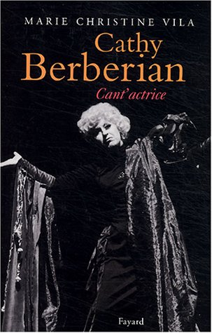 Cathy Berberian, cant'actrice