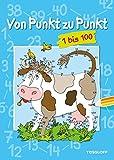 Von Punkt zu Punkt 1 bis 100: Malen nach Zahlen ab 7 Jahren