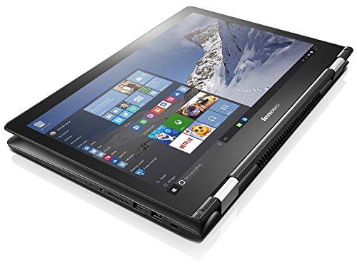 2016 Lenovo Flex 3 15.6″ Full HD (1920 x 1080) 2-in-1 Touchscreen Laptop, Intel Core i7-6500U with 2.5 GHz, 8 GB DDR3L RAM, 256 GB SSD, HD Webcam, Bluetooth, HDMI, 802.11a/c WIFI, Windows 10 51JDGbSSiSL