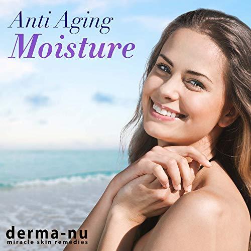 Retinol Serum 2,5% mit Hyaluronsäure Serum & Vitamin E von Derma-nu – beste Antialterung Serum für feine Linien und Fältchen – klinisch bewährte Haut Behandlung für das Gesicht – Garantiert 100% – 1,25oz Flasche - 5