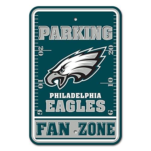 BSI NFL Philadelphia Eagles Kunststoff Parken Schild (Philadelphia Eagles-wand-banner)