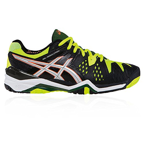 Asics Gel-resolution 6, Scarpe da tennis Uomo Black