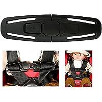 La Derkia Clip de seguridad para coche para pecho de bebé Baby coche seguridad cinturón hebilla del arnés pecho Clip nudos