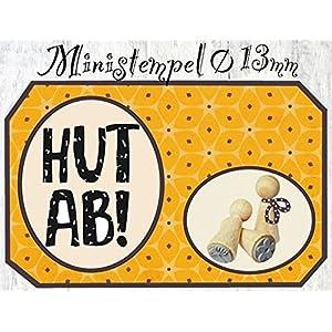 Stempel Hut Ab!
