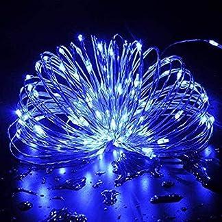 LED Luz Cadena de alambre de cobre