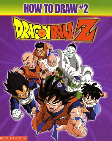 How to Draw II: Dragonball Z