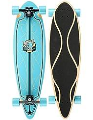 Osprey Helix Pin Tail Arrondi Skateboard cruiser Bleu