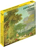 Devienne: 14 Flute Concertos [András Adorján, Marianne Henkel, Hans Stadlmair] [Tudor: TUD1620]