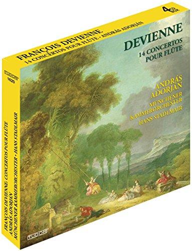 devienne-14-flute-concertos-andras-adorjan-marianne-henkel-hans-stadlmair-tudor-tud1620