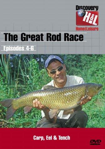Matt Hayes - Great Rod Race - Episodes 4 To 6 [DVD]