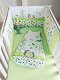 Vertbaudet Tour de lit bébé brodé PIC-NIC...