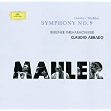 Mahler: Symphony No.9 (Abbado)