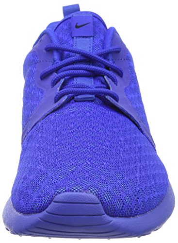 Nike Herren Roshe One Hyp Low-Top Blau (440 RACER BLUE-BLACK)