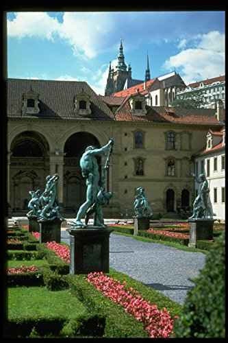 534008 Valdstejn Gardens Mala Strana Prague Czech Republic A4 Photo Poster Print 10x8