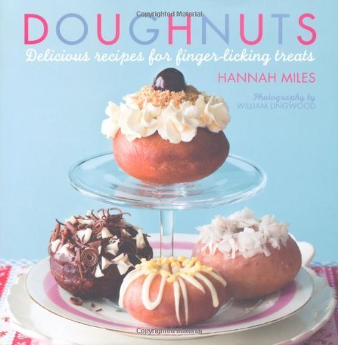 Doughnuts by Hannah Miles (2012) Hardcover
