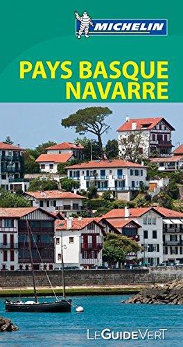 Pays Basque (France, Espagne) et Navarre (Le Guide Vert ) (La Guía Verde Michelin) por MICHELIN