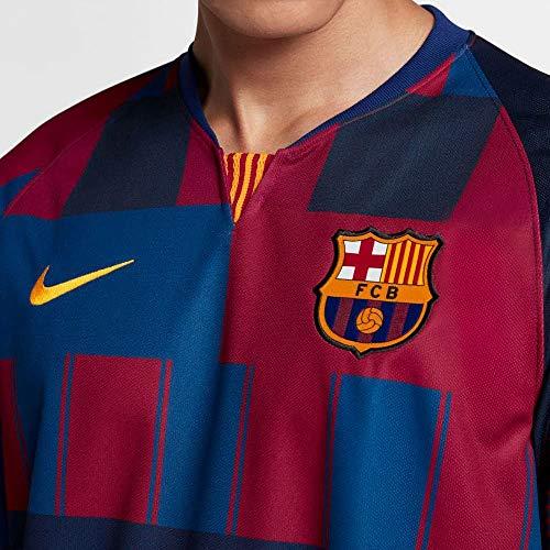 super servicio hombre envío directo Camiseta FC Barcelona - EDICIÓN ESPECIAL 20 aniversario con Nike