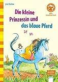 Die kleine Prinzessin und das blaue Pferd: Der Bücherbär: Mein Lese-Bilderbuch
