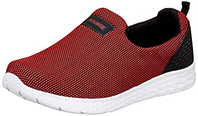 Bourge Men's Loire-81 Red Running Shoes-6 UK/India (40 EU) (Loire-81-Red-06)