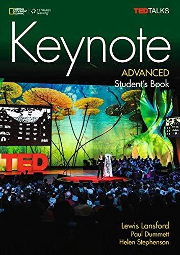 Keynote advanced. Student's book. Per le Scuole superiori. Con e-book. Con espansione online. Con DVD-ROM por Paul Dummet
