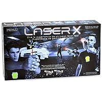 Laser X - Pistola Doble (Glop 98139)
