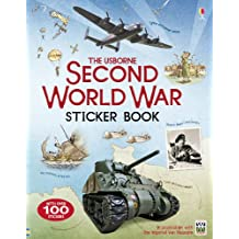 Second World War Sticker Book (Sticker Books)
