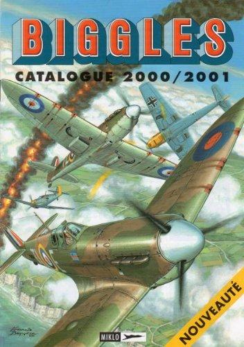 Biggles - Miklo - catalogue 2000/2001