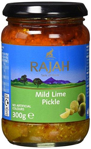 RAJAH Lime Pickle, mild, 300 g