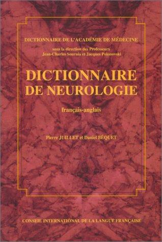 Dictionnaire de neurologie (français-anglais)