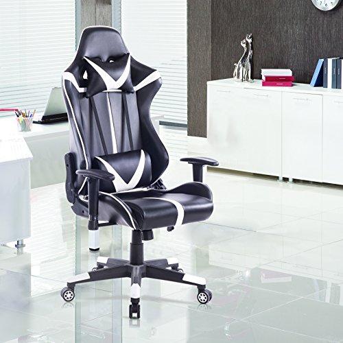 WOLTU® Racing Stuhl Gamingstuhl Bild 2*