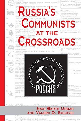 Russia's Communists at the Crossroads por Joan Urban