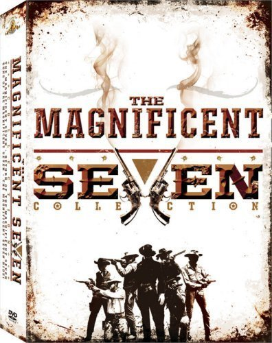 The Magnificent Seven Collection by 20th Century Fox by George McCowan, John Sturges, Paul Wendkos Burt Kennedy
