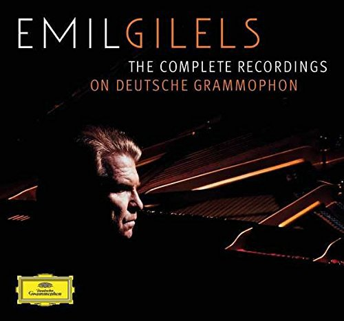 Gilels: Complete Recordings On Deutsche Grammophon (Limited Edition) - Ihre Edv