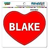 Graphics and More Mag-Neato 's-TM Auto Kühlschrank Vinyl Magnet I love Herz Namen Stecker B Bill, Blake