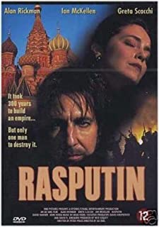 Rasputin: Dark Servant of Destiny by Alan Rickman