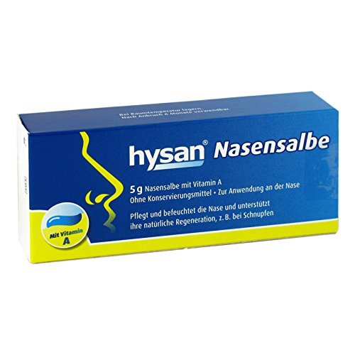 hysan Nasensalbe, 5 g Salbe