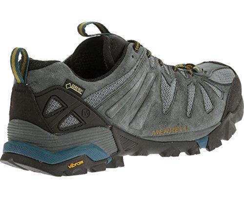 Merrell Capra Gore-Tex, Chaussures de Randonnée Basses Homme Turbulence